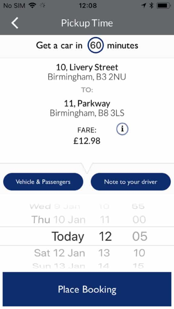 Know your fare before you travel